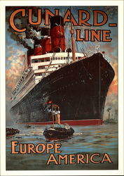 Cunard Cruise Line: Europe to America
