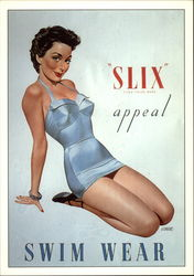 Slix Appeal Swim Wear