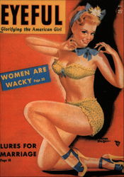 Pin Ups: Women are Wacky