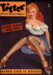 Pin-ups - Babes Like it Rough