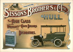 Early Motor Car Series (A)