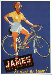 James Cycles: So Much Better!
