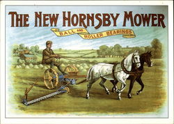 The New Hornsby Mower: Ball and Roller Bearings