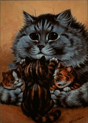 Kittens, 1979 (Reproduction)