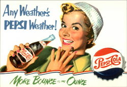 Any Weather's Pepsi Weather!