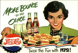More Bounce to the Ounce: Pepsi Cola