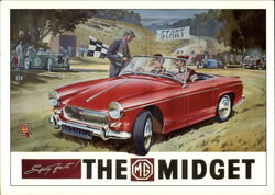 The MG Midget