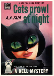 1949: Cats Prowl at Night