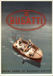 Bugatti: Naval Yards of Maisons-Laffitte