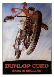Dunlop Cord Made in England