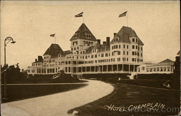 Hotel Champlain New York