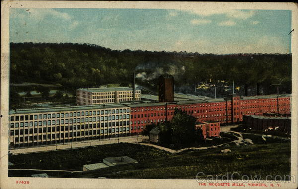 The Moquette Mills Yonkers New York