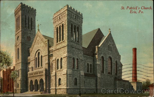 St. Patrick's Church Erie Pennsylvania