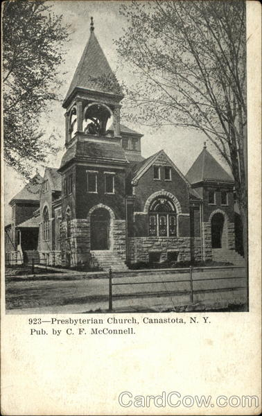 Presbyterian Church Canastota New York
