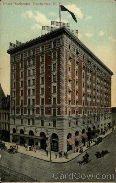 Hotel Rochester New York