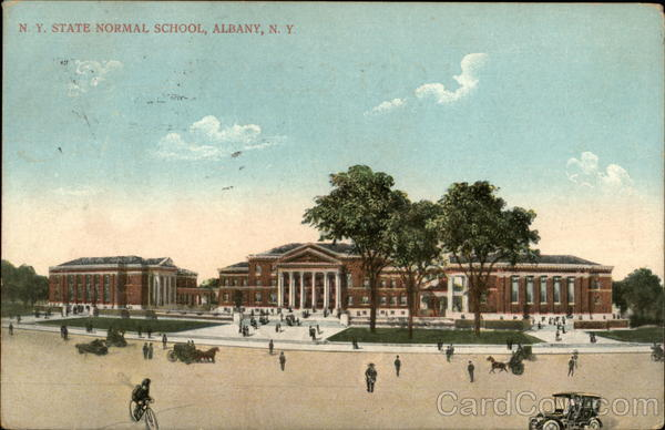 N. Y. State Normal School Albany New York