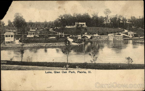 Lake glen oak park peoria il for Oak glen park