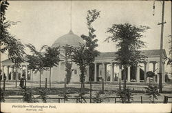 Peristyle - Washington Park