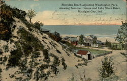 Sheridan Beach adjoining Washington Park