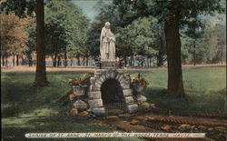Shrine of St. Anne, St. Mary's of the Woods
