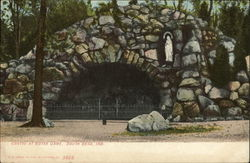 Grotto at Notre Dame