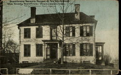 Harrison House, Home of Ex President Wm Henry Harrison