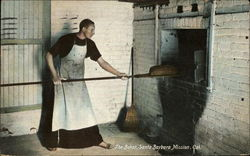 The Baker, Santa Barbara Mission