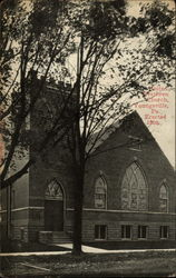 United Brethren Church, Erected 1909