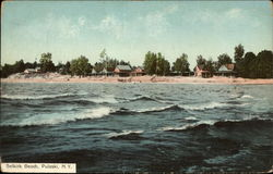 Selkirk Beach Postcard