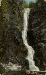 Falls in Stoddards Canyon Postcard