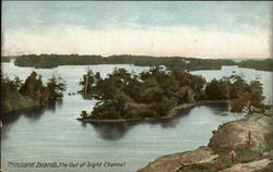 Thousand Islands, The Out of Sight Channel