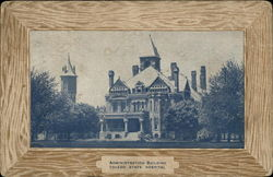 Administration Building, Toledo State Hospital