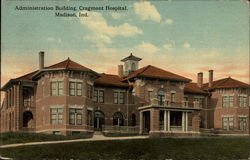 Administration Building, Cragmont Hospital