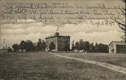 Panorama of St. Lawrence University