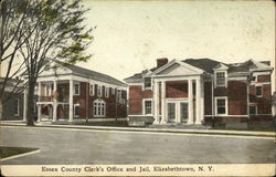 Essex Couty Clerk's Office and Jail