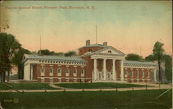Parade Ground House, Prospect Park