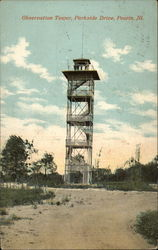 Observation Tower, Parkside Drive