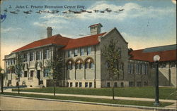 John C. Proctor Recreation Center Building