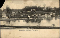 Lake, Glen Oak Park
