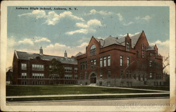 Auburn High School New York