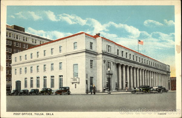 Post Office Tulsa Oklahoma