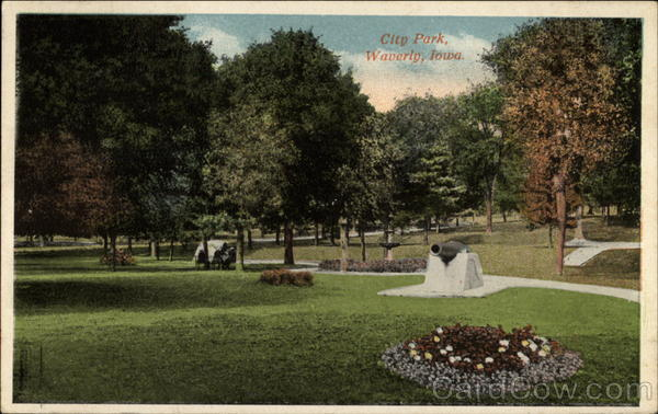 City Park Waverly Iowa