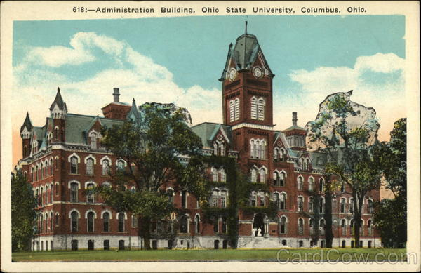 Administration Building, Ohioh State University Columbus
