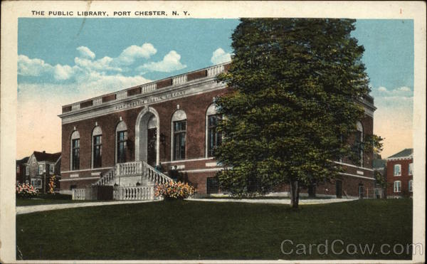 The Public Library Fort Chester New York
