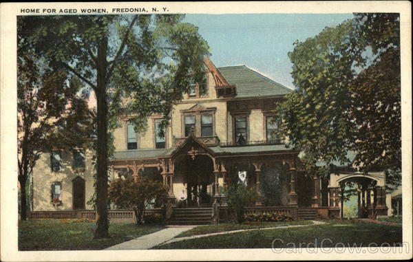 Home For Aged Women Freedonia New York