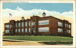 High School Building, Palmyra, PA
