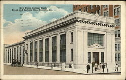 New Union Savings Bank, Broad and Jackson Sts
