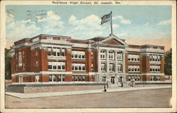 Robidoux High School