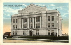 Creek County Court House