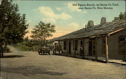 Old Pigeon Ranch, on Santa Fe Trail